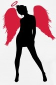 Angel-Devil-Sexy-Girls-Demon-Ange--T-Shirts (3)