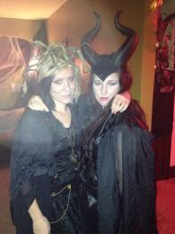 Medusa and Maleficent: the Ultimate best bros.