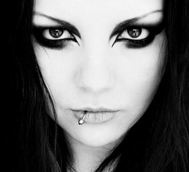 Halloween makeup ideas - witch (2)