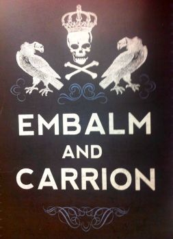 embalm