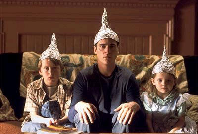 Image result for how to make aluminum foil hat from signs